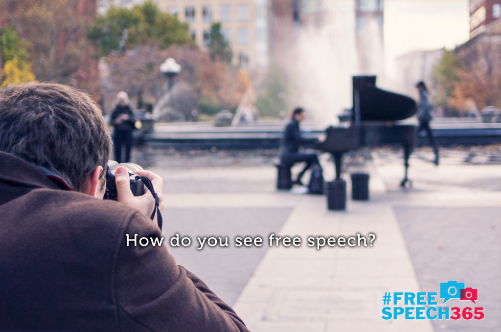 "NPPA/FSW ""Free Speech Everyday"" Photo Contest #FreeSpeech365"