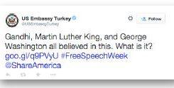 embassy tweet