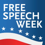 Free Speech Week Logo