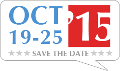 SAVE THE DATE! Free Speek Week October 19-25, 2015