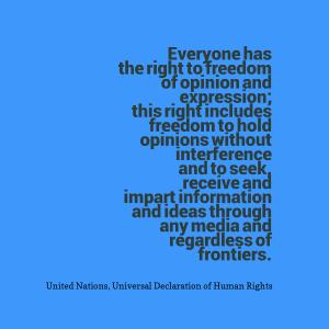 U.N., Declaration of Human Rights